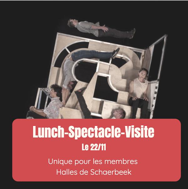 lunch halles de schaerbeek